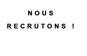 annonce recrutement